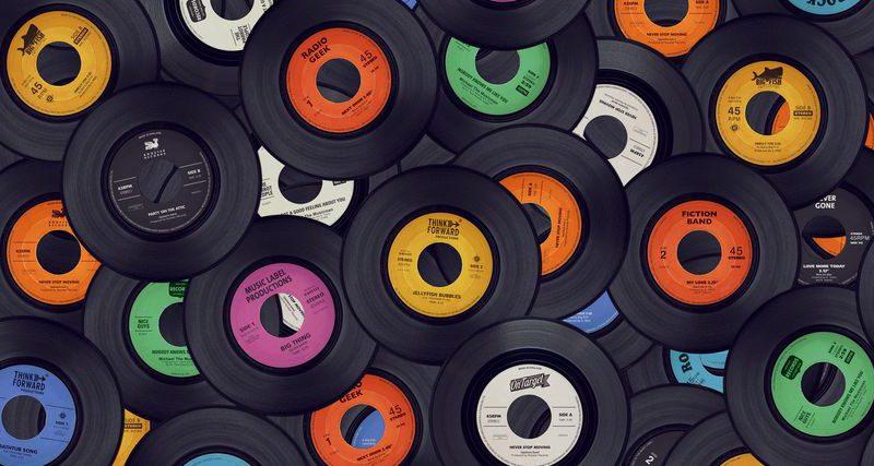 Etichette Musicali
